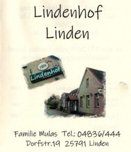 """Gaststätte """"Lindenhof"""""""
