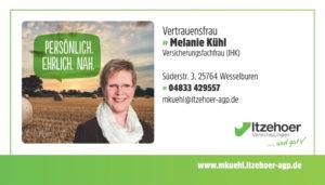 Itzehoer Versicherungen | Melanie Kühl