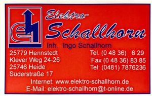 Elektro-Schallhorn e.K.