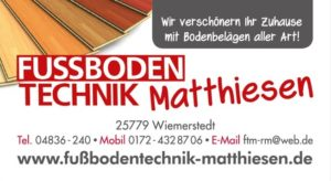 Fußboden Technik Matthiesen