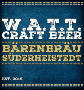 W.A.T.T. CRAFT BEER Bärenbräu Süderheistedt GbR